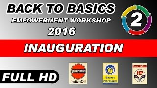INAUGURATION of EMPOWERMENT WORKSHOP of PETROLEUM DEALERS - 2016 | by PDAL | Part 2nd