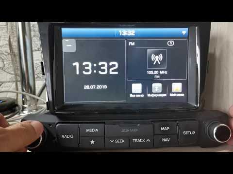Кастомная прошивка Hyundai Solaris