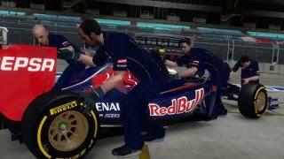 F1 2014 Гран при Бахрейна Практика