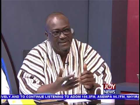 Vigilantism and security of future election in Ghana - Newsfile on JoyNews (23-2-19)