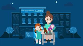 Meridian Health Animated Marketing Video Helps Raise Capital for Local Area Hospitals