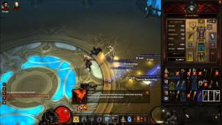Diablo 3 - Monk - Hell Iskatu, Rakanoth and Izual