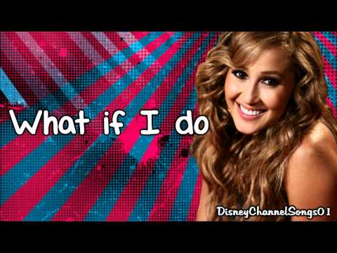 Adrienne Bailon [The Cheetah Girls] - What If With Lyrics
