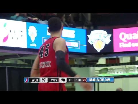 Denzel Valentine (34 points & 14 rebounds) Shines For Windy City Bulls!