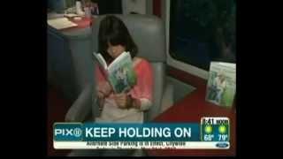 Keep Holding On PIX 11 News segment