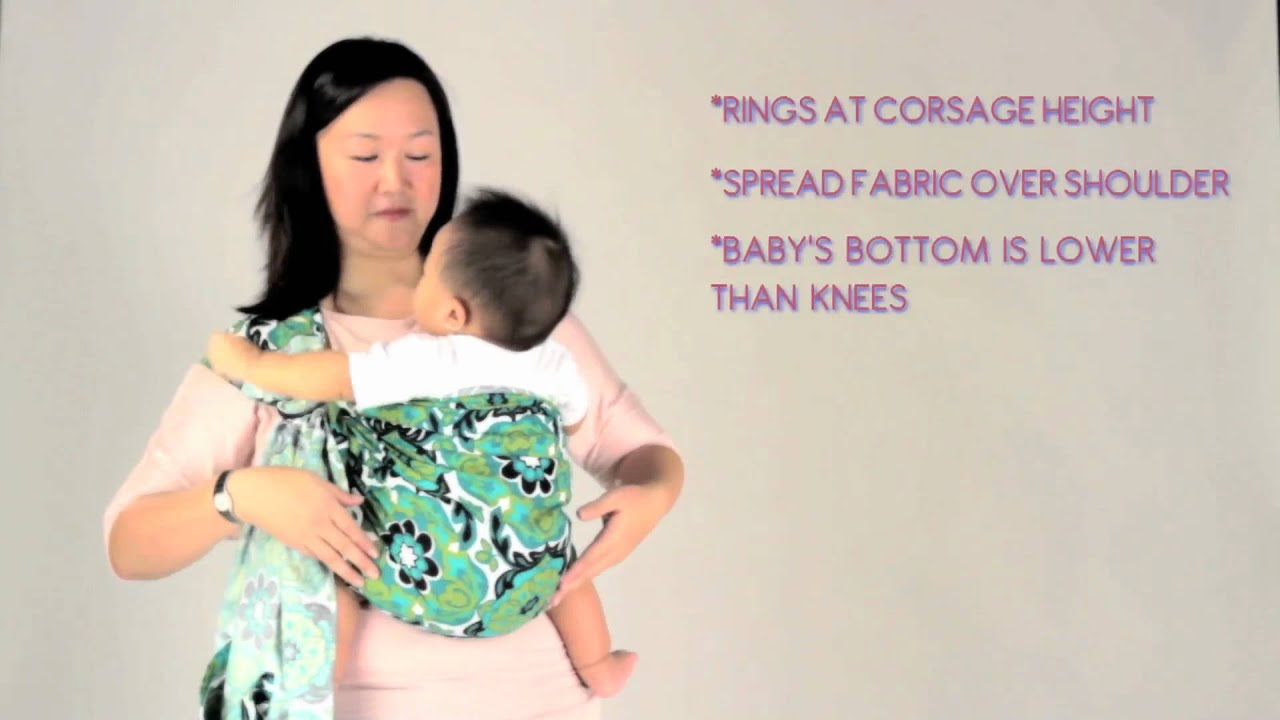 471b7297658 Tips and Tricks for you to get the most out of your Next9 Baby Sling ...