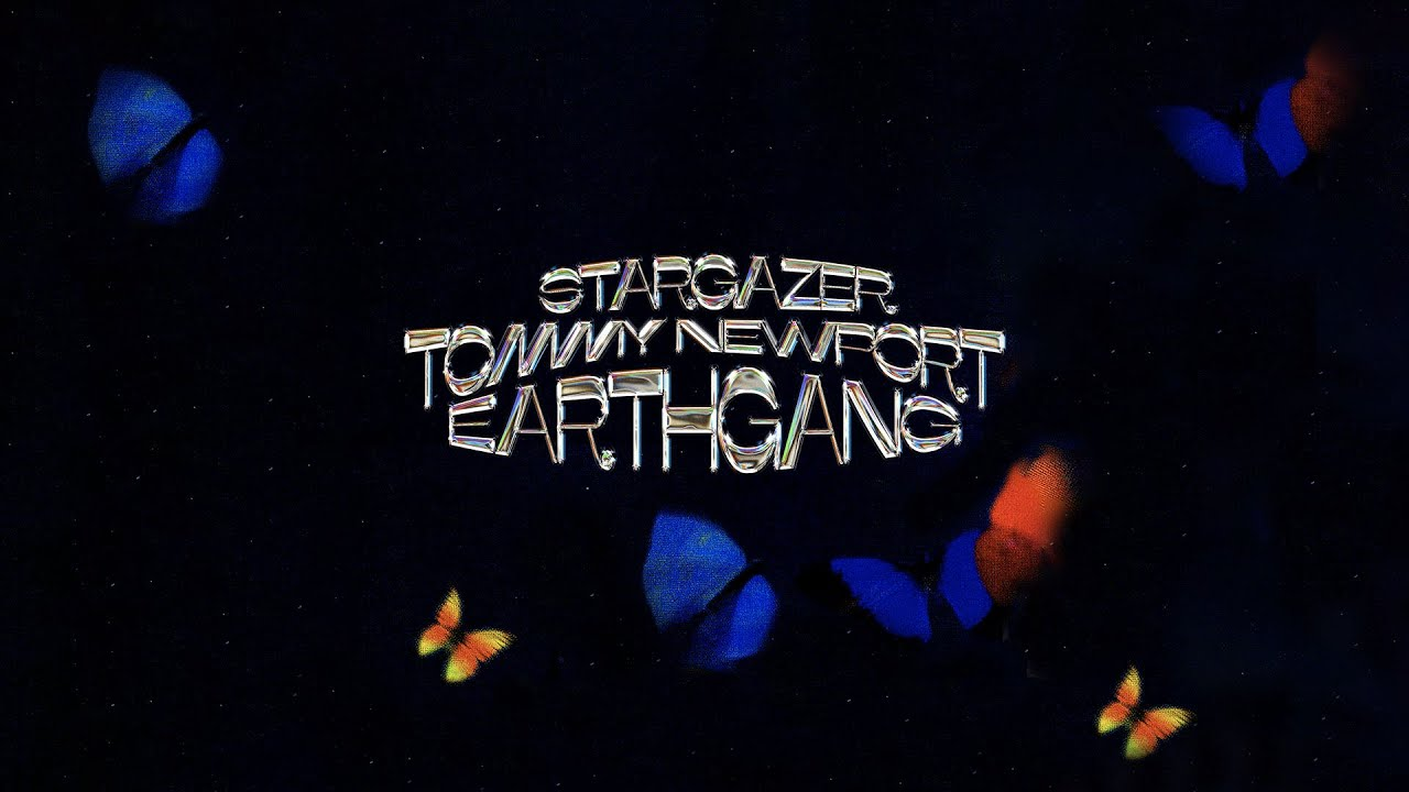 Tommy Newport feat. EARTHGANG - Stargazer (Visualizer)