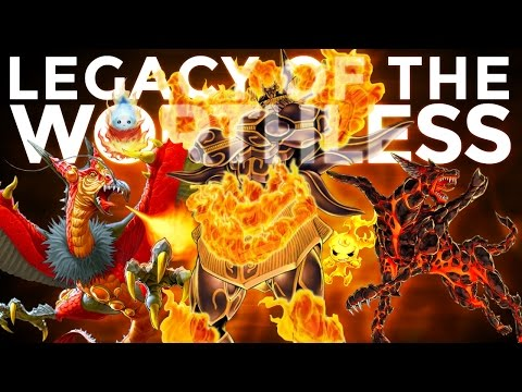 Legacy of the Worthless - Flamvell