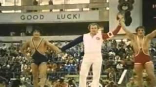 Борьба на Олимпиаде-80-Wrestling at 1980 Olympics