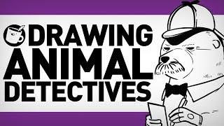 Drawing Animal Detectives