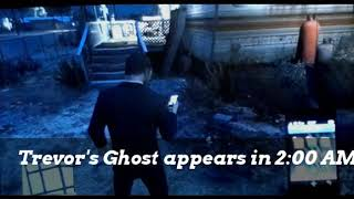 Did we found Trevor's Ghost at 2:00 AM !!