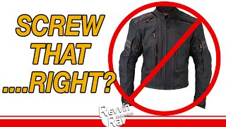 Why You SHOULDN'T Invest In Motorcycle Gear - RevvinRav Motovlogs