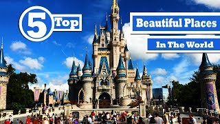 Top 5 Best places to visit in the world | Coolest place in the world | Travel Places