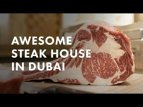Into The Kitchen: Seafire Steakhouse At Atlantis The Palm