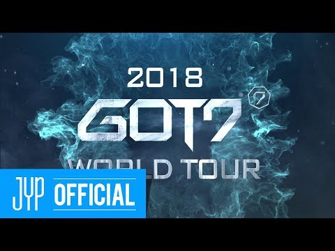 Got7 Us Tour 2020 2018 GOT7 WORLD TOUR TRAILER   YouTube