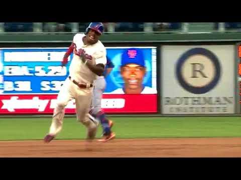 Nick Williams insidethepark home run