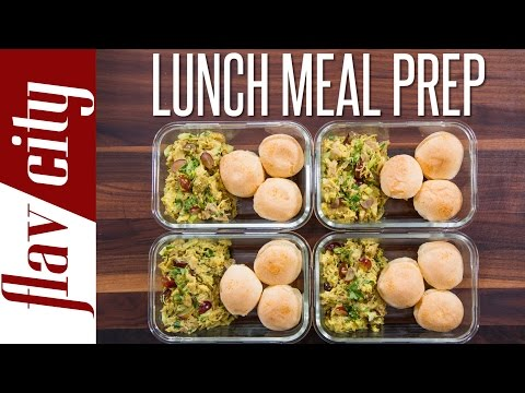 The Best Lunch Meal Prep For Work Or School Weekly Meal Prep