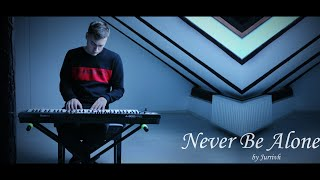 Never Be Alone (with Hook) - Sad Piano Emotional Hip Hop Beat