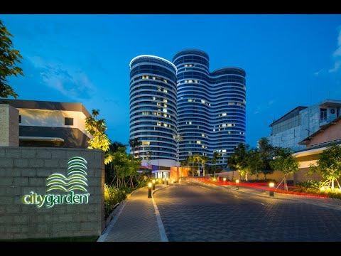 Luxury City Garden Apartment in Ho Chi Minh City, Vietnam