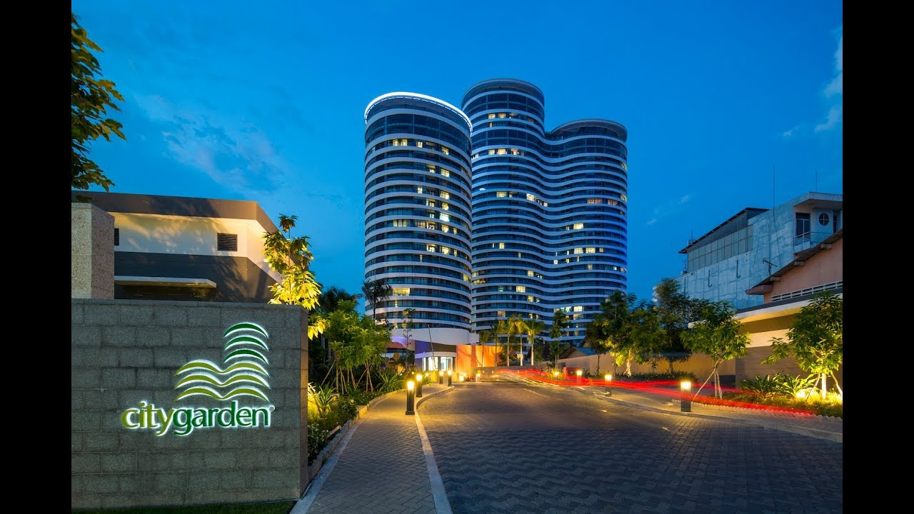 luxury city garden apartment in ho chi minh city vietnam - City Garden