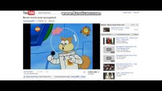 Spongebob Squarepants - Boom BOOM POW