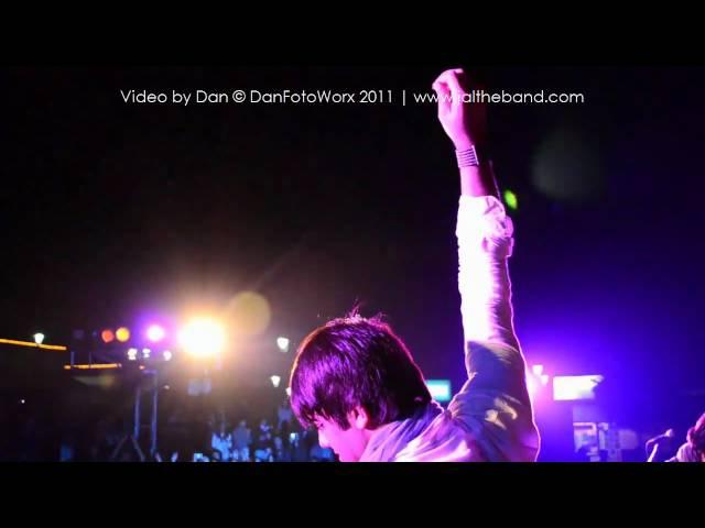 Jal Live at Crescendo 2011 [Delhi] Concert Highlights - Part 2
