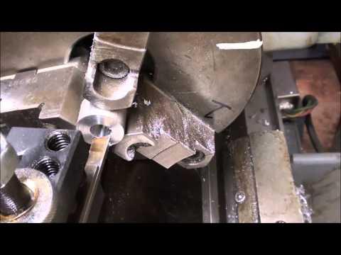 "MACHINE SHOP TIPS #151 Cutting a Keyway on the Lathe - a new ''abroach"" tubalcain"