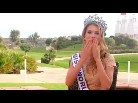 SPAIN, Mireia Lalaguna Royo  - Contestant Introduction : Miss World 2015