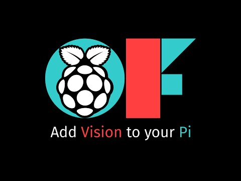 openFrameworks on Raspberry Pi