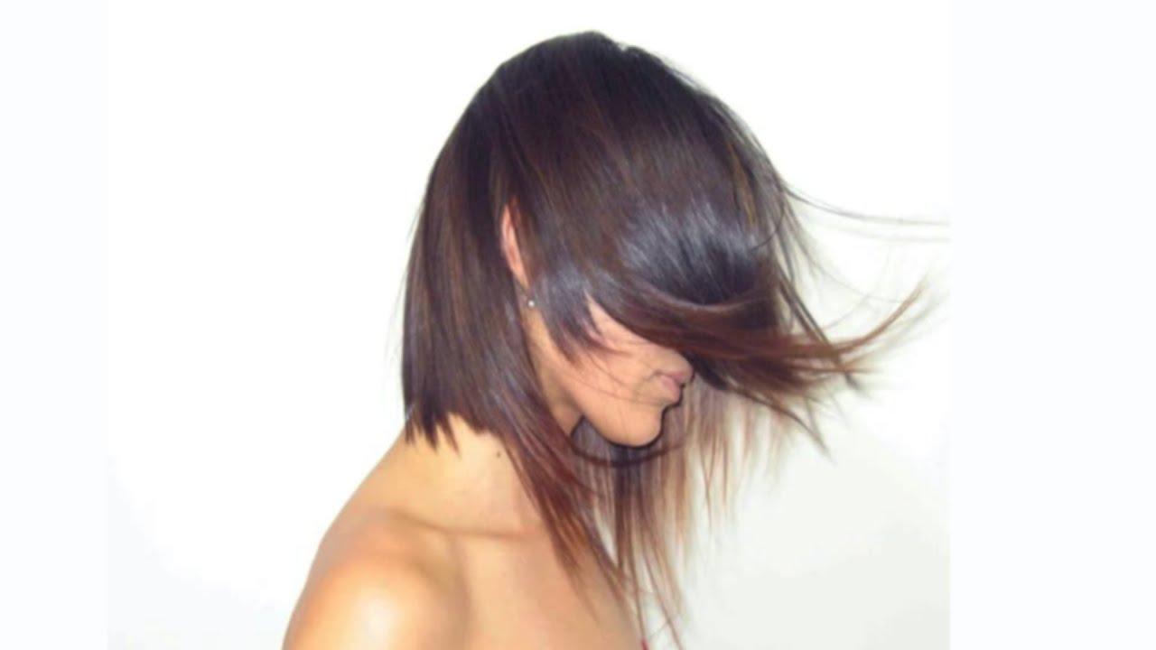 Corte de cabello de dama desconectado