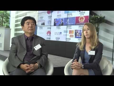 Interview with Xenia Iwaszko: Importance of the EU-China Intellectual Property Dialogue