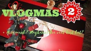 🎄Vlogmas Day 2 + Answering question about Rituals price | Jeroen & Kyn