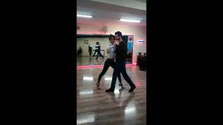 Ethem Solakoglu & Canan - Tango Practice