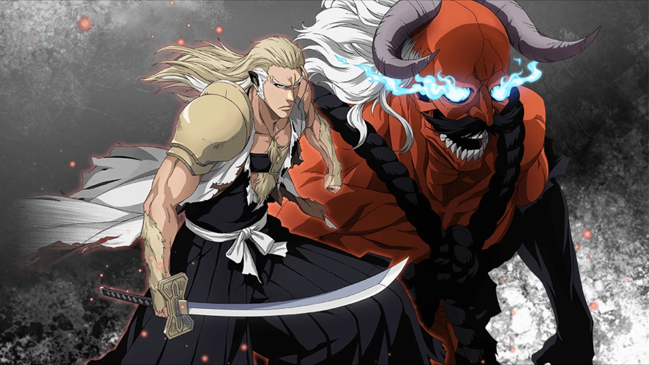 Bleach Brave Souls Tybw Sajin Komamura Voice Lines Youtube