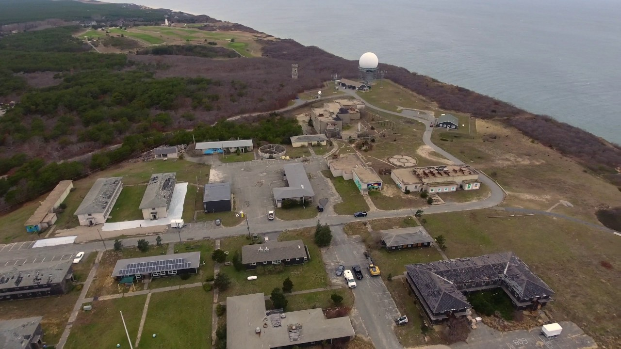Truro Cape Cod Air Force Base Now Decommissioned Youtube