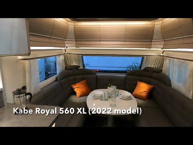 Kabe Royal 560 XL (2022)
