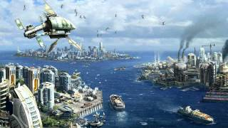 ANNO 2070: Soundtrack - Industrial Landscapes