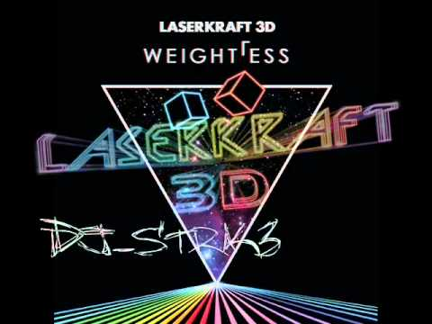 DJ StRik3   Ultimate Laserkraft 3D Mix