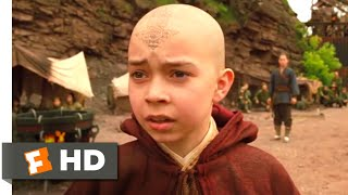 The Last Airbender (2010) - Earthbenders Revolt! Scene (2/10) | Movieclips