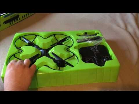 Sharper Image Dx 4 Hd Streaming Drone Unboxing