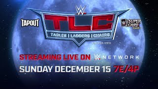 WWE TLC 2019: Streaming live Dec. 15 on WWE Network