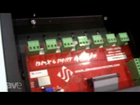InfoComm 2013: Johnson Systems Highlights DMX 6-Port