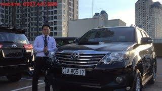 [Đã bán] Bán xe Toyota Fortuner 2014 cũ đã qua sử dụng máy dầu giá tốt