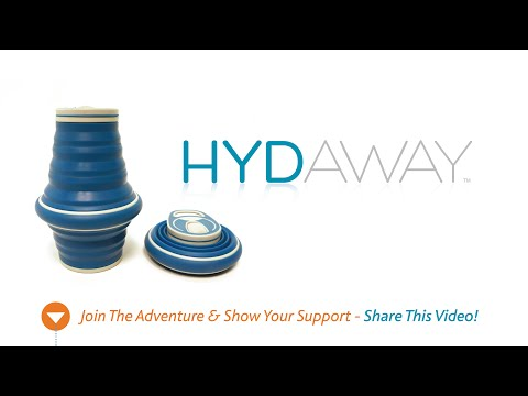 Hydaway™ Collapsible Water Bottle