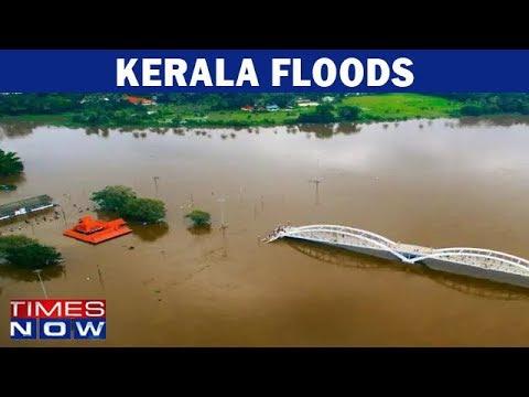 Heavy Rains Lash Kerala; Kochi Airport Flooded