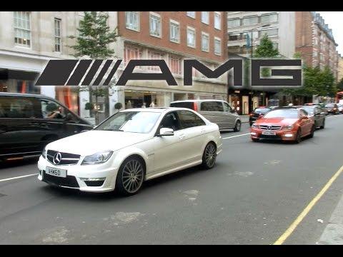 download Best-of Mercedes AMG BRUTAL SOUNDS !