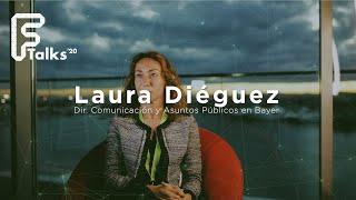 Entrevista a Laura Diéguez -  Dir. Comunicación, Asuntos Públicos y Sostenibilidad de Bayer Iberia