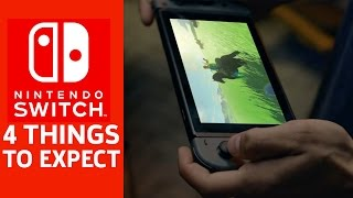 4 Things to Expect From The Nintendo Switch Presentation