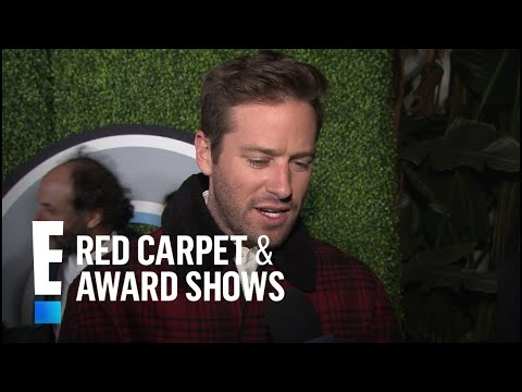 Armie Hammer Talks Being Outspoken and New Film | E! Live from the Red Carpet