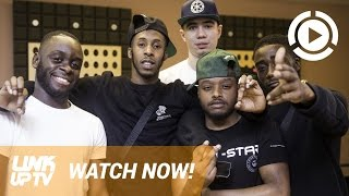 86 Gunna Grimes x Scrams x Stampface - DPMO #MicCheck   @8ight6ixpr   Link Up TV